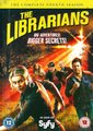 The Librarians - Season 4 (DVD): Rebecca Romijn, Christian Kane, Lindy Booth, John Larroquette