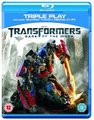 Transformers 3: Dark Of The Moon  - (Blu-ray + DVD) (Blu-ray disc): Michael Bay