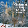 Various Artists - Christmas at King's College Cambridge (CD): Ralph Vaughan Williams, David Willcocks, Simon Preston,...