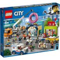 LEGO City Town - Donut shop opening (...