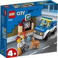 LEGO City Police Dog Unit: