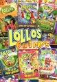 Lollos 1-6 (DVD, Boxed set):