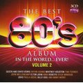 The Best 80's Album In The World... Ever: Volume 2 (CD): Various Artists