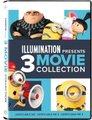 Despicable Me Trilogy - Despicable Me 1-3 (DVD):