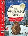 The Gruffalo's Child Sticker Book (Paperback, Main Market Ed.): Julia Donaldson