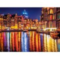 Clementoni Amsterdam Jigsaw Puzzle (500 Pieces):