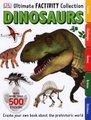 Ultimate Factivity Collection Dinosaur (Paperback): Dk