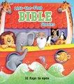 Lift the Flap Bible Stories (Board book): Michael Berghof