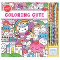 Coloring Cute (Spiral bound): Editors of Klutz