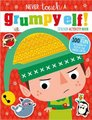 Never Touch A Grumpy Elf! Sticker Activity (Paperback):