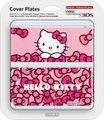 Nintendo New 3DS Coverplate (Hello Kitty):