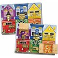Melissa & Doug Classic Toys - Latches Board: