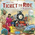 Ticket To Ride Map Collection - India & Switzerland - Volume 2: