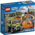 LEGO City Volcano Starter Set: