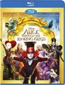 Alice Through The Looking Glass (Blu-ray disc): Mia Wasikowska, Johnny Depp, Anne Hathaway, Sacha Baron Cohen