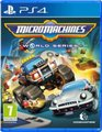 Micro Machines: World Series (PlayStation 4, Blu-ray disc):