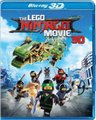 The LEGO Ninjago Movie - 3D (Blu-ray disc):
