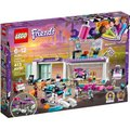LEGO Friends - Creative Tuning Shop (413 Pieces):