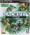Sacred 3 - First Edition (PlayStation 3):