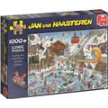 Jumbo Jan Van Haasteren Puzzle - Winter Games (1000 Piece):