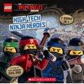 The LEGO Ninjago Movie: High-Tech Ninja Heroes / Lord Garmadon, Evil Dad (Flipbook) (Paperback): Michael Petranek