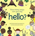 How Many Ways Can You Say Hello? - Includes CD (Hardcover): Refiloe Moahloli