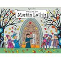 The Life of Martin Luther - A Pop-Up Book (Hardcover): Agostino Traini