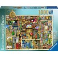 Ravensburger The Bizarre Bookshop Jigsaw Puzzle (1000 Pieces):