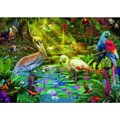 Ravensburger Bird Paradise Jigsaw Puzzle (1000 Pieces):