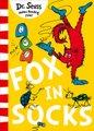 Fox in Socks (Paperback, Green Back Book edition): Dr. Seuss