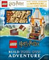 LEGO Harry Potter: Build Your Own Adventure - With LEGO Harry Potter Minifigure and Exclusive Model (Hardcover): Elizabeth...