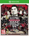 Sleeping Dogs - Definitive Edition (XBox One, Blu-ray disc):