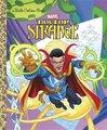 Marvel Doctor Strange Little Golden Book (Hardcover): Arie Kaplan