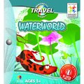 Smart Games Travel Waterworld Magnetic Travel Game - Play Hide And seek To Solve Each Challenge: