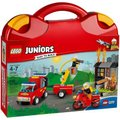 LEGO Juniors - Fire Patrol Suitcase: