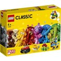 LEGO Classic Basic Brick Set (300 Pieces):