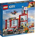 LEGO City Fire - Fire Station (509 Pieces):