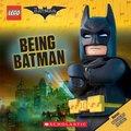 Being Batman (Paperback): Michael Petranek