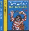 Ratburger (Standard format, CD, Unabridged edition): David Walliams