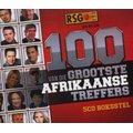 RSG 100 Van Die Grootste Afrikaanse Treffers (CD, Boxed set): Various Artists