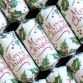 Holly Sprig Crackers (6 Pack):