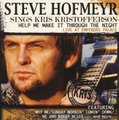 Steve Hofmeyr Sings Kris Kristofferson - Live At Emperor's Palace (CD): Steve Hofmeyr