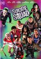 Suicide Squad (DVD): Will Smith, Margot Robbie, Viola Davis, Jared Leto, Jai Courtney