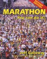 Marathon - You Can Do It! (Paperback, Revised ed.): Jeff Galloway