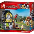 Sluban Legend Warriors - Blacksmith Shop (280 Pieces):
