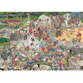 Jumbo Jan van Haasteren The Zoo Jigsaw Puzzle (1000 Pieces):