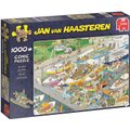 Jumbo Jan van Haasteren The Locks Jigsaw Puzzle (1000 Piece):
