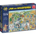 Jumbo Jan van Haasteren Puzzle - The Winery (1000 Piece):