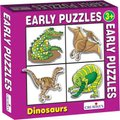 Creative's Early Puzzles - Dinosaurs: