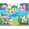 Melissa & Doug Scratch and Sniff Floral Fairies: